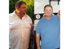 Lakatos János már negyven kilóval kevesebb!