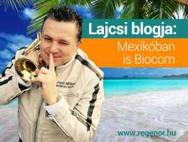 Mexikóban is Biocom