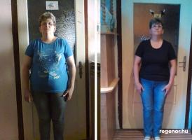 Úton a hatvanöt kiló felé – Kovács Erika eredményei
